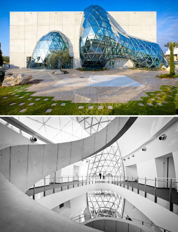 Salvador Dali Museo en St.Petersburg.FL
