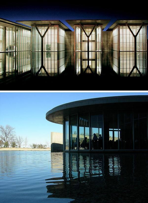 Museo de arte moderna en Texas by Tadao Ando