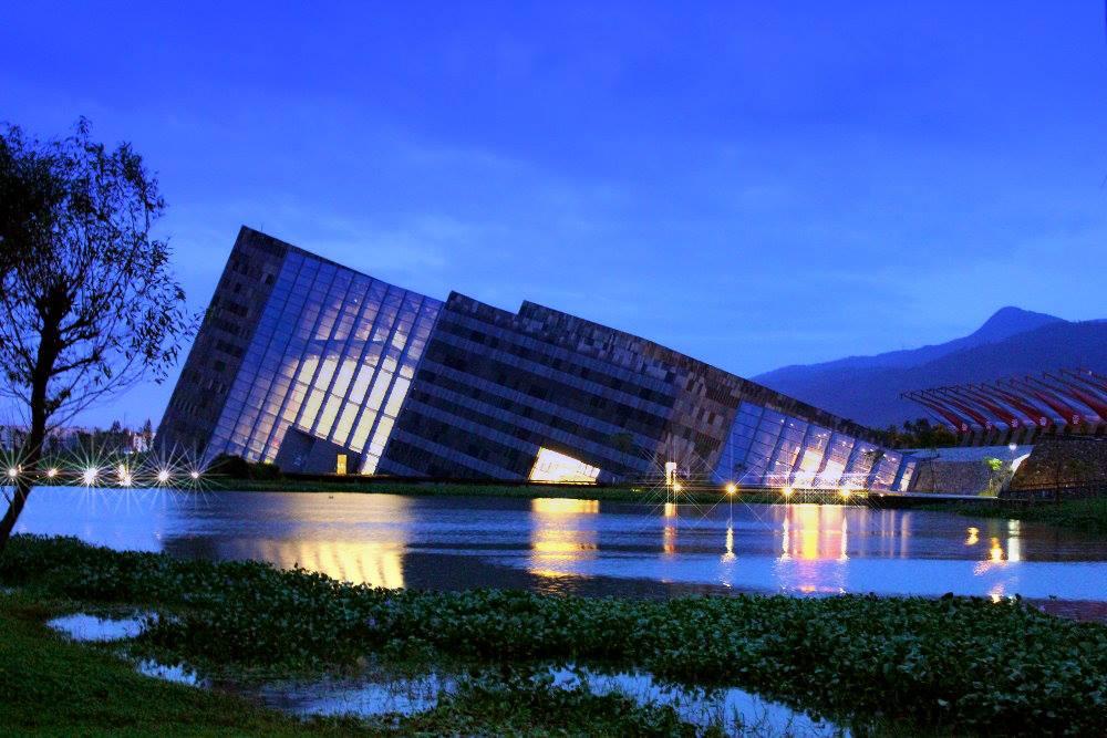 Taiwan's Lanyang Museum