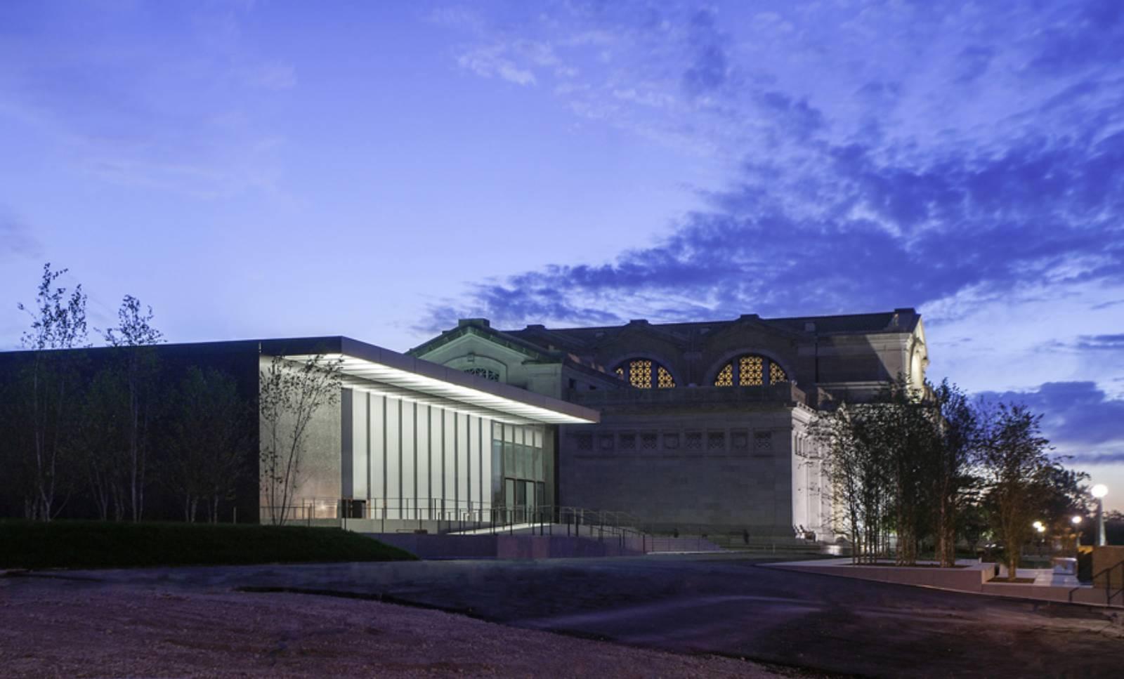 Nueva ampliación del museo de Arte by David Chipperfield