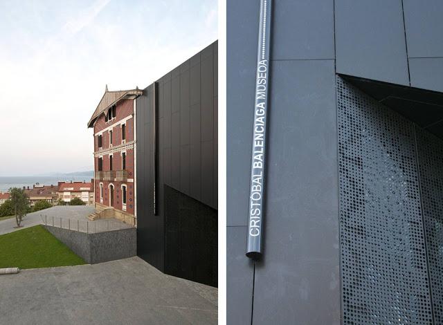 Balenciaga Museo , by AV62 Arquitectos