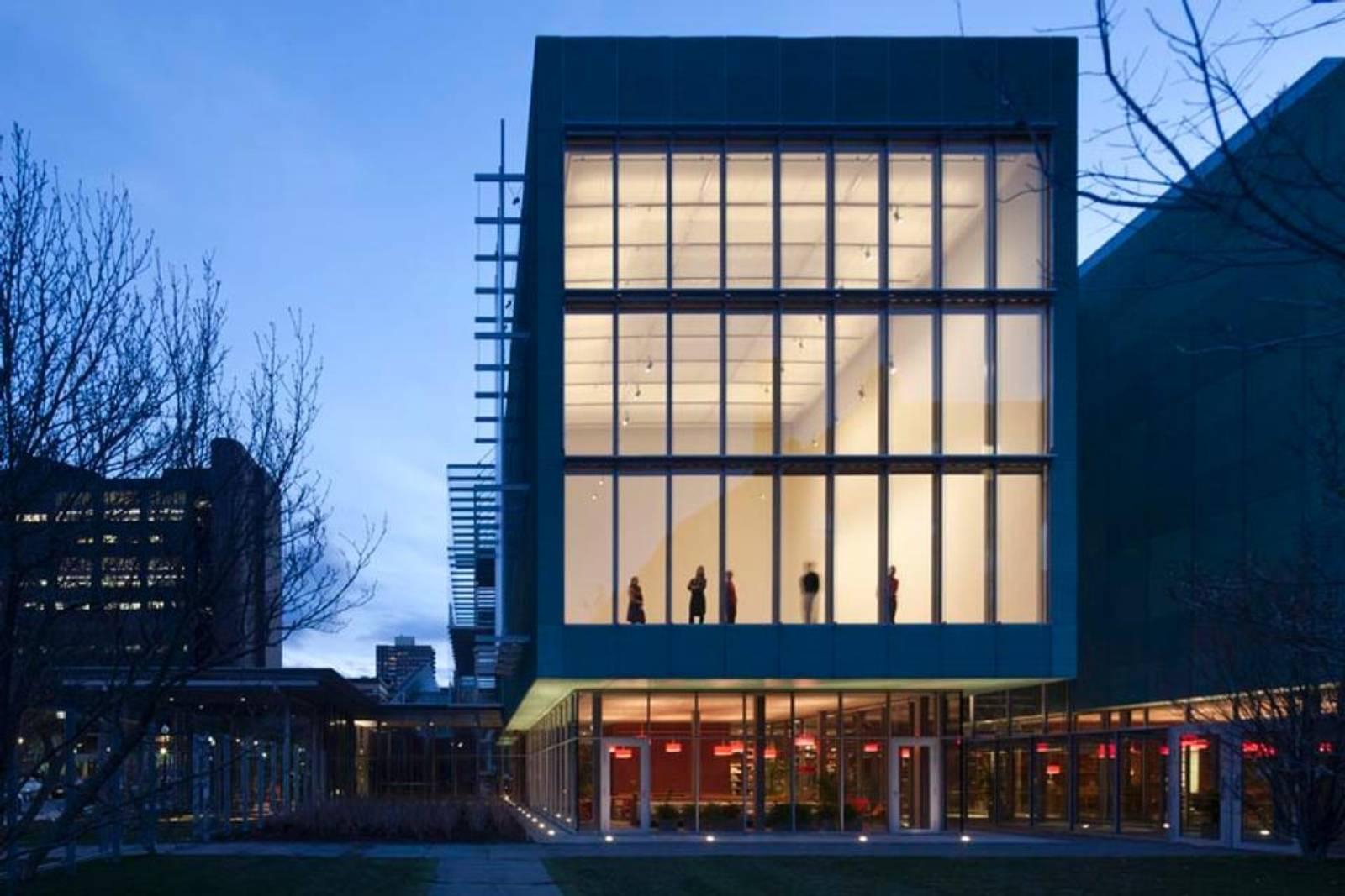 Museo de Isabella Stewart by Renzo Piano