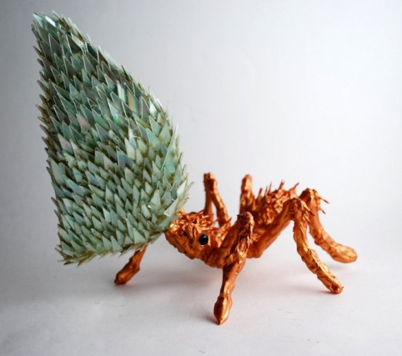 ant-insect-CD-modern-sculpture-Sean-Avery-665x590