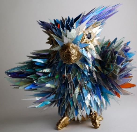 owl-bird-CD-modern-sculpture-Sean-Avery-665x639